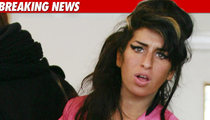 Winehouse's Site HACKED -- She's a 'White Devil'