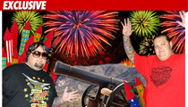 'Pawn Stars' Guys -- Five Figures on Fireworks