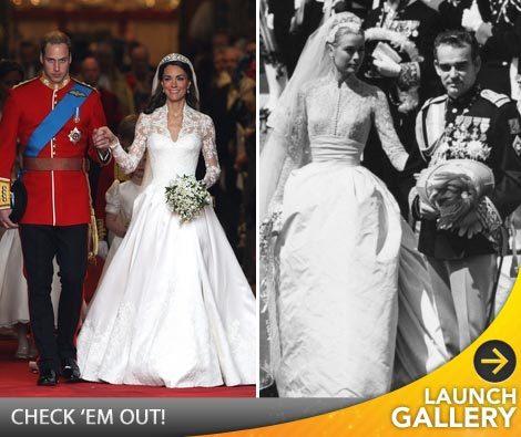 Royal Wedding: Prince Albert II of Monaco Weds!