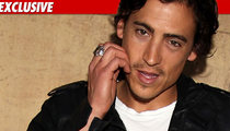 Andrew Keegan: The Cops Were UNFAIR