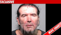 Wrestling Legend Scott Hall -- The Mug Shot