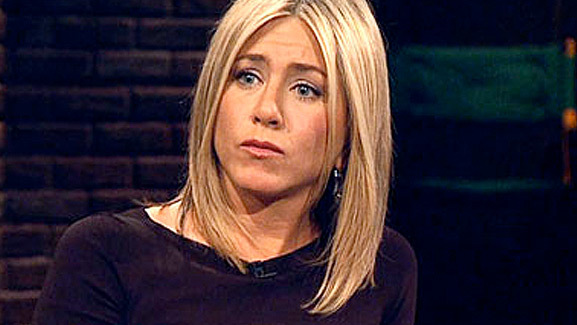Jennifer Aniston: 'The Break-Up' Was Cathatric for Pitt Split