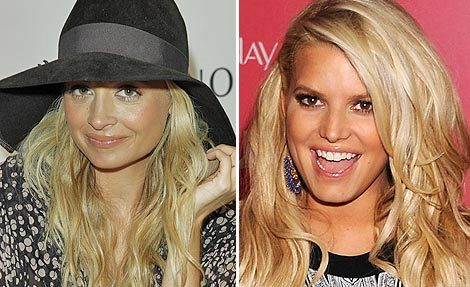Nicole Richie Joins Jessica Simpson Reality Show!