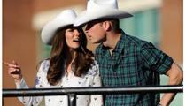 Prince William & Kate -- Royal Cowboys
