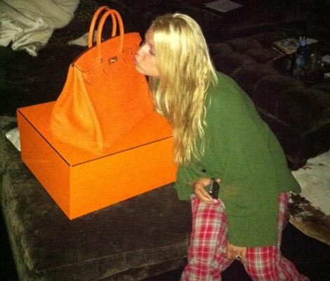 See Eric Johnson's Birthday Gift for Jessica Simpson