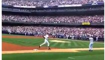 Jay-Z Shoots His Own Video of Derek Jeter's 3000th Hit