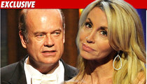 Kelsey and Camille Grammer Settle Custody ... For Now