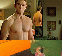 'Friends with Benefits' Clip Shows Shirtless Timberlake!