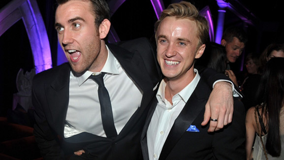 'Harry Potter' Cast Sings Miley Cyrus 'Party in the U.S.A.'