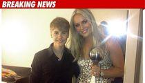 Bieber Grants Facebook Wish for ESPY Winner