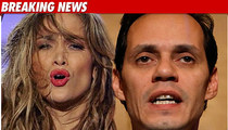 Jennifer Lopez and Marc Anthony SPLIT