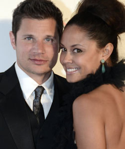 Nick Lachey and Vanessa Minnillo Wed