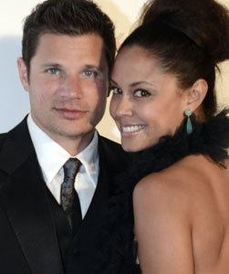 Nick Lachey and Vanessa Minnillo Wed