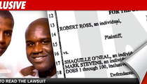 Lawsuit: Shaq Told Me to KILL People