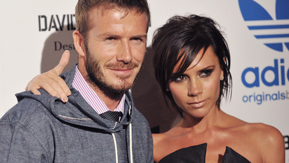 David & Victoria Beckham Share First Photos of Daughter