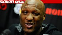 Lamar Odom in Car Accident in NYC
