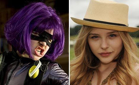 'Kick-Ass' Child Crimefighter -- All Grown Up!