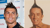 Cristiano Ronaldo -- I Must Say!