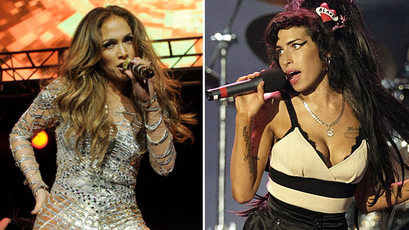 Highly Paid Private Performers -- J.Lo, Amy and More!