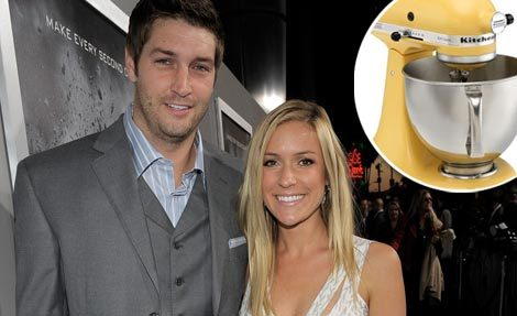 Kristin Cavallari and Jay Cutler's Wedding Registry Revealed!