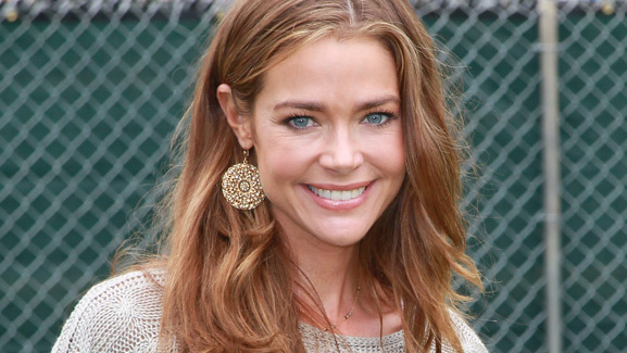 Denise Richards Debuts Adopted Daughter Eloise!