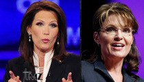 Palin v. Bachmann -- The Who'd Ya Rather Showdown
