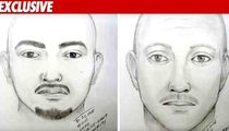 Sketches Threw Cops Off In Dodger Beating