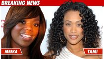 'B-ball Wife' Sues: Co-Star Beat the CRAP Outta Me