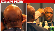 Lamar Odom -- The Barber Shop Tribute