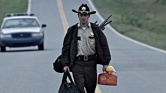 First Look: 'The Walking Dead' Season 2