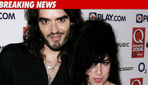 Russell Brand's Heartfelt Blog About Amy Winehouse