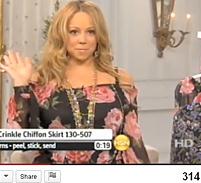 Mariah Carey's Hilarious HSN Appearance