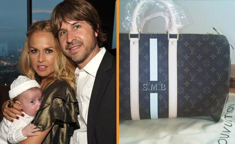 Rachel Zoe Spoils Baby With Louis Vuitton Diaper Bag