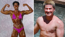 The Pregnant Man Was a Female Bodybuilder