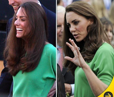 Duchess Kate Recycles Her Dress