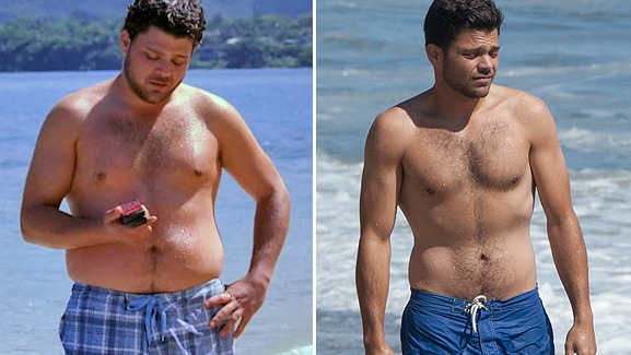 'Entourage' Star Goes Shirtless After Weight Loss!