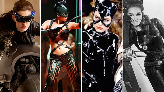 Catwoman Through the Years -- Whose Costume Was Best?