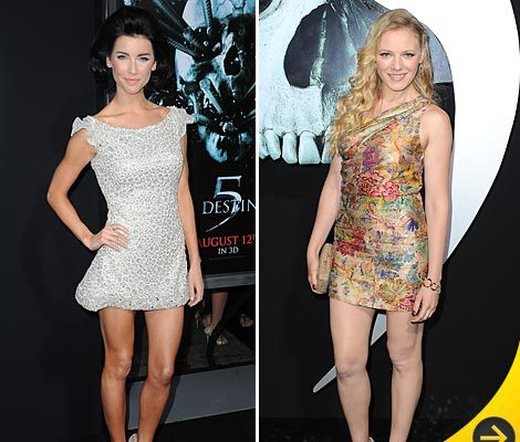 Meet the Scream Queens of 'Final Destination 5'