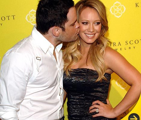 Hilary Duff Is Pregnant!