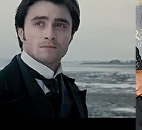 Daniel Radcliffe's Creepy New Movie -- First Look!