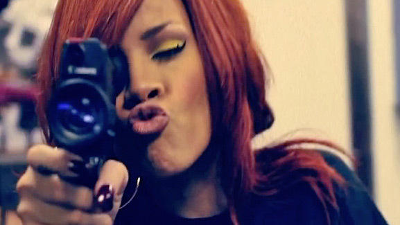 Rihanna's 'Cheers' Video: Shots, Bikinis & Avril Lavigne