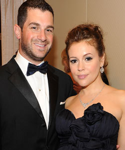 Alyssa Milano Welcomes Baby Boy!