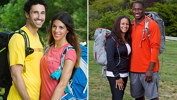'Amazing Race' Cast: 'Survivor' Alums, NFL Stars & Showgirls!