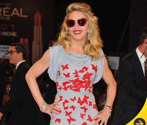 Hot Photos: Madonna Dazzles in Italy