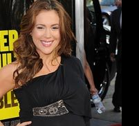 How Alyssa Milano Chose Her Newborn Son's Name
