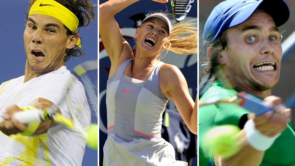 The US Open: Pretty People, Pretty Ugly Faces!