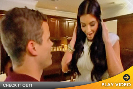 Video: Watch Kris Humphries' Proposal to Kim Kardashian