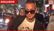 Mike 'The Situation' Sorrentino Enters Rehab