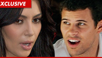 Kim Kardashian and Kris Humphries -- Annulment is the Sticking Point