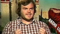 Jack Black Gets in the Ring